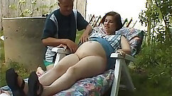 cock deep inside pregnant girlfriend