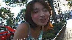 naughty japanese teen slut with hairy pussy