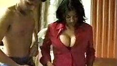 Big dick guy gets shoved inside Turkish booty