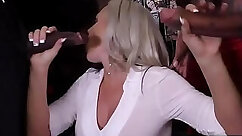 Big tits Yulia dp strip and anal gangbang