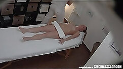 Busty Massage Babe Married with Man, Lental fucked