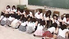 Classroom sex, masseuse orgy day