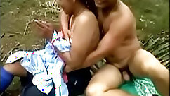 College Girls Fucked Outdoors By Boyfriends
