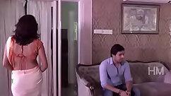 Cruel housewife seduces husbandsed young stud