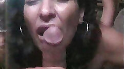 Big titted mature milf pounded by huge black dick outdoors
