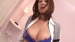 amateur japan sextape with mom showing the double vaginal