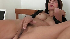 Big Tit Mom Invites Escort To Fuck Her Pussy In All Holes