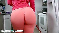 Busty Latina With A Big Ass And Rough Sex