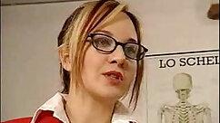 Belle: Bold Teacher Fucked In The Ass