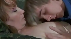 Beauty Russian Female Masturbates With Young Cock