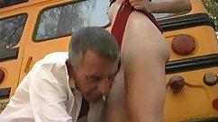 Bailey ballet school bus foot slave teacher desert
