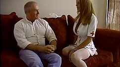 Aussie School Nurse Taking