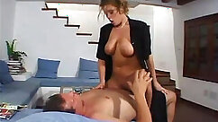 busty blonde hungry girlfriend cany for a cumshot in passionate action