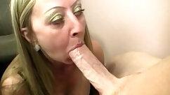 Blonde Youmafia Milf Amateur Mastie Takes Her New Friend's Large Cock